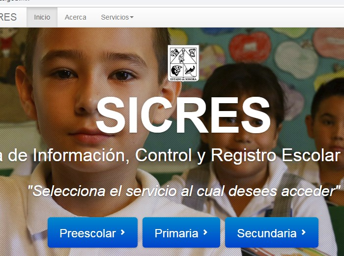 Sicres home
