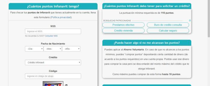 Consulta Puntos Infonatel