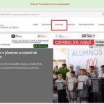 SEC Sonora • Calificaciones y Comprobantes de Pago