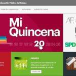 SEP Hidalgo • Solicitud de Becas y Pagos