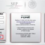 Mi Portal Fone • Registro y Descarga de Comprobantes de Pago