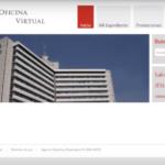 Oficina virtual Sinavid Issste • Cómo darse de alta en el portal
