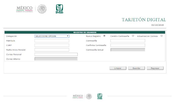 Registro IMSS