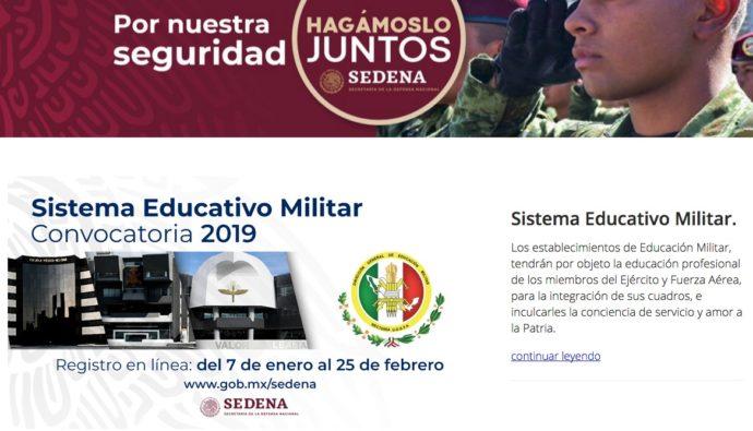 Requisitos para entrar al colegio militar en México