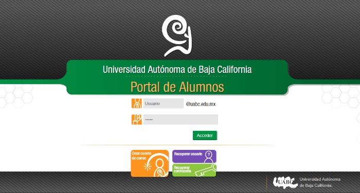portal del alumno