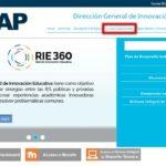 La DGIE de BUAP • Aprovecha las oportunidades de recibir educación a distancia
