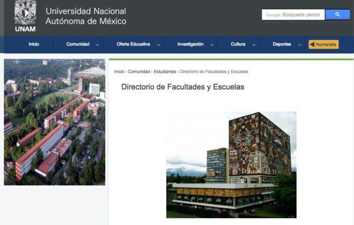 Conclusión de ingreso UNAM