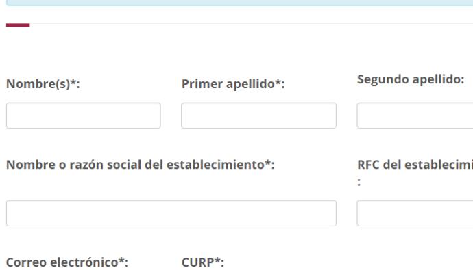 Formulario CIS