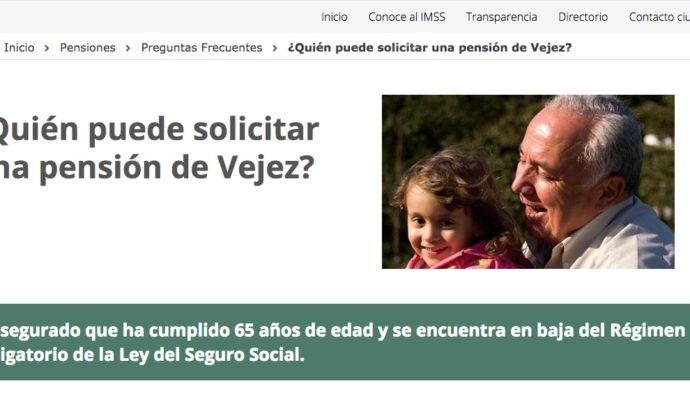 Requisitos para jubilarse en México