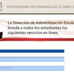 UAEH Servicios en Línea • Conoce los servicios virtuales de la universidad