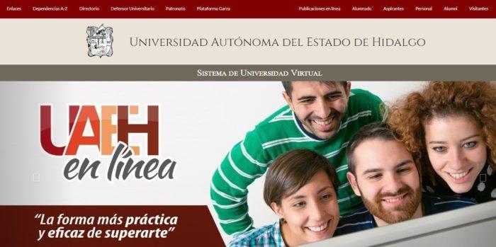 UAEH en linea